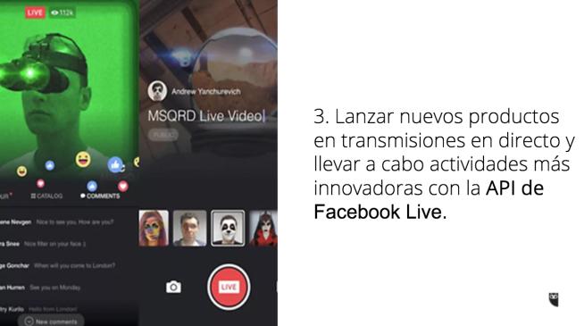 Tendencia 3 Facebook