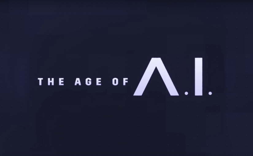 The Age of A.I.: La serie documental de YouTube