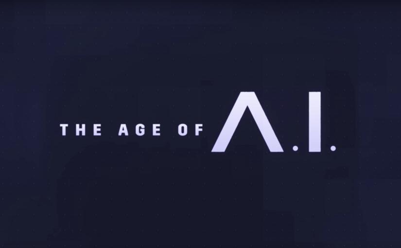 The Age of A.I.: La serie documental deYouTube